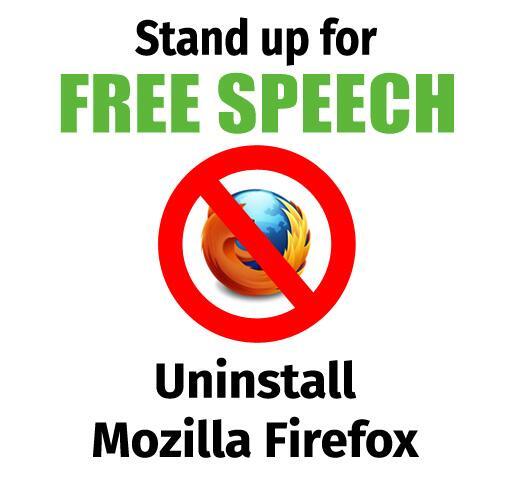 boycott mozilla