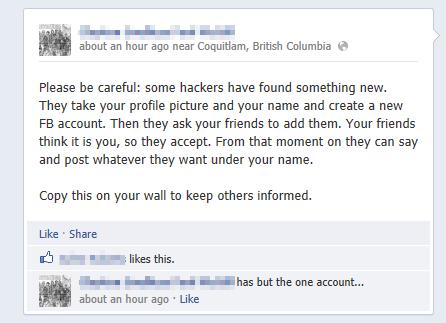 Facebook retard